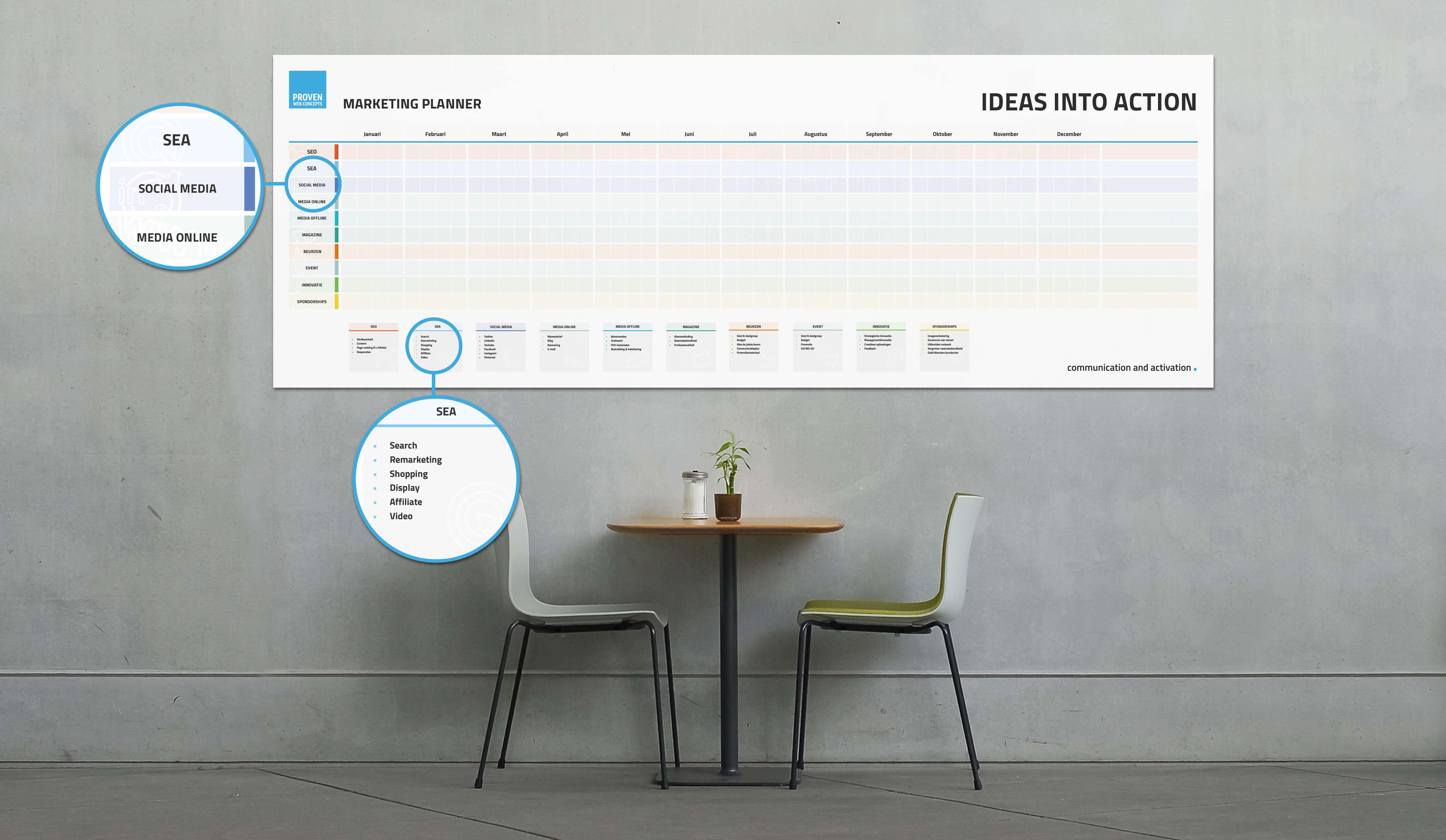 Activatiekalender Proven Web Concepts